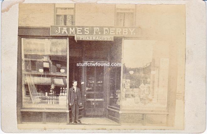 James P Derby