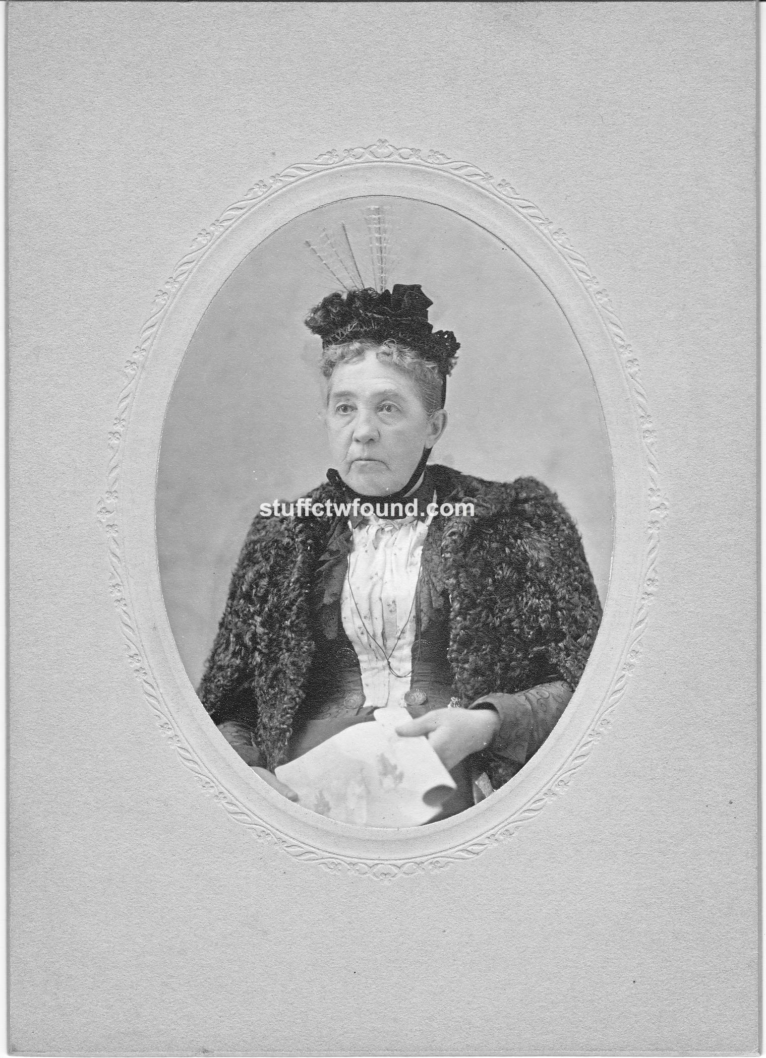 Caroline Eghertson Young
