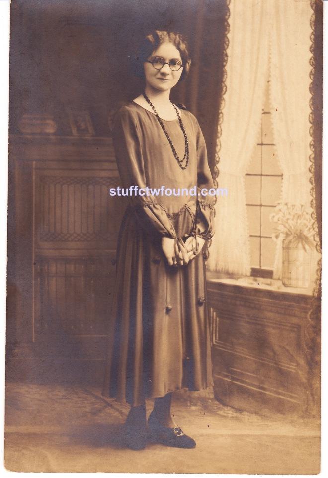 Ruth Melhorn Berkheimer front