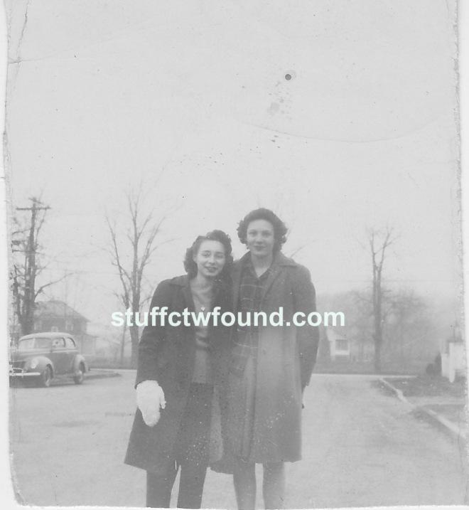 Ellen and Joan front