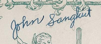 John back detail